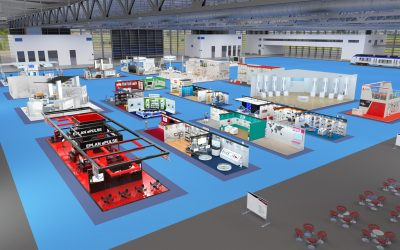 Preview the world's first virtual trade show