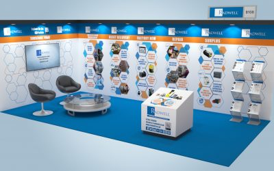Radwell International promotes industry leading service through IndustryExpo
