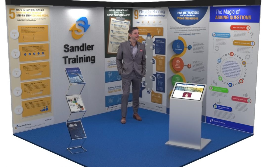 Sandler Training takes its personal touch virtual