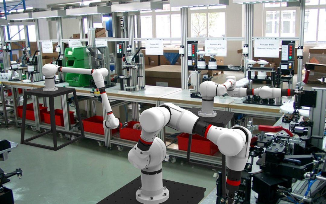 Inovo Robotics signs up with Industry UK virtual show