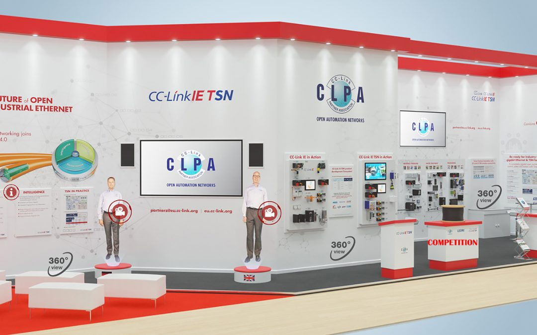SPS 2019 Nuremberg exhibitor stays at the forefront of digital innovation with virtual exhibition stand