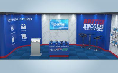 British Encoder Products promotes EtherCAT encoders at IndustryExpo Virtual Exhibition