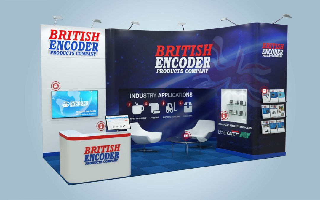 British Encoder Products promotes EtherCAT encoders at IndustryExpo Virtual Exhibition