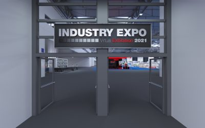 IndustryExpo 2021 Virtual trade show goes live…